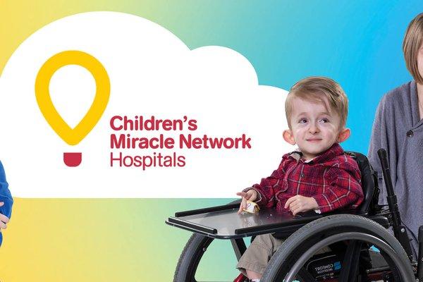 An image shows CMN Hospitals kids.