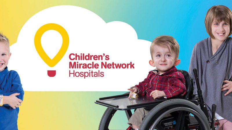 Children's Miracle Network kids smiling