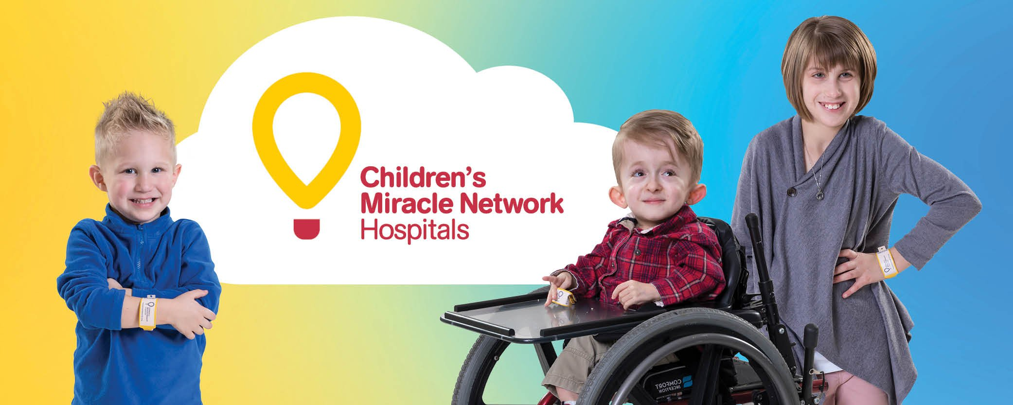 Children's Miracle Network Hospitals Care Mobile.