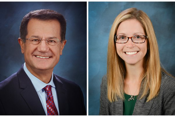 Dr. Abdalla and Dr. Niemoth have joined CoxHealth boards of directors.