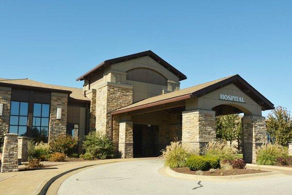 Barton County Memorial Hospital became Cox Barton County Hospital on Jan. 1, 2018.
