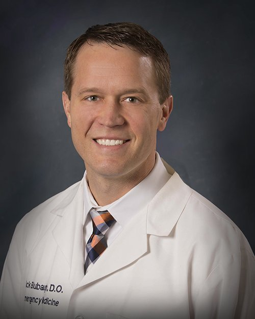 Dr. Travis Brawner is a member of the Cox Medical Center Branson board of directors.