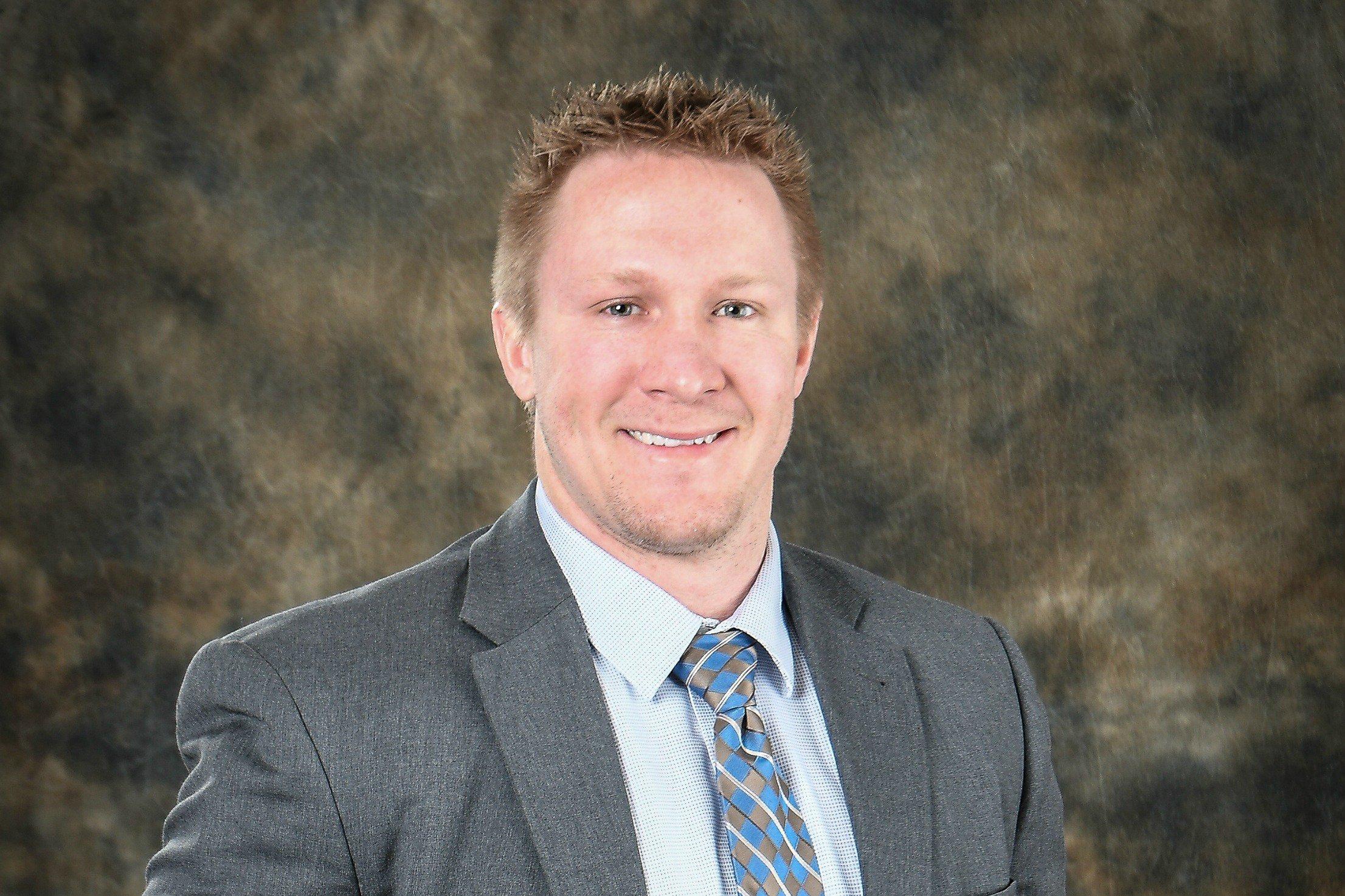 Chris Wyatt is Cox Barton County Hospital's new president.
