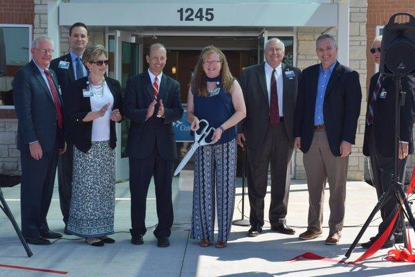 CoxHealth Center Marshfield ribbon cutting ceremony