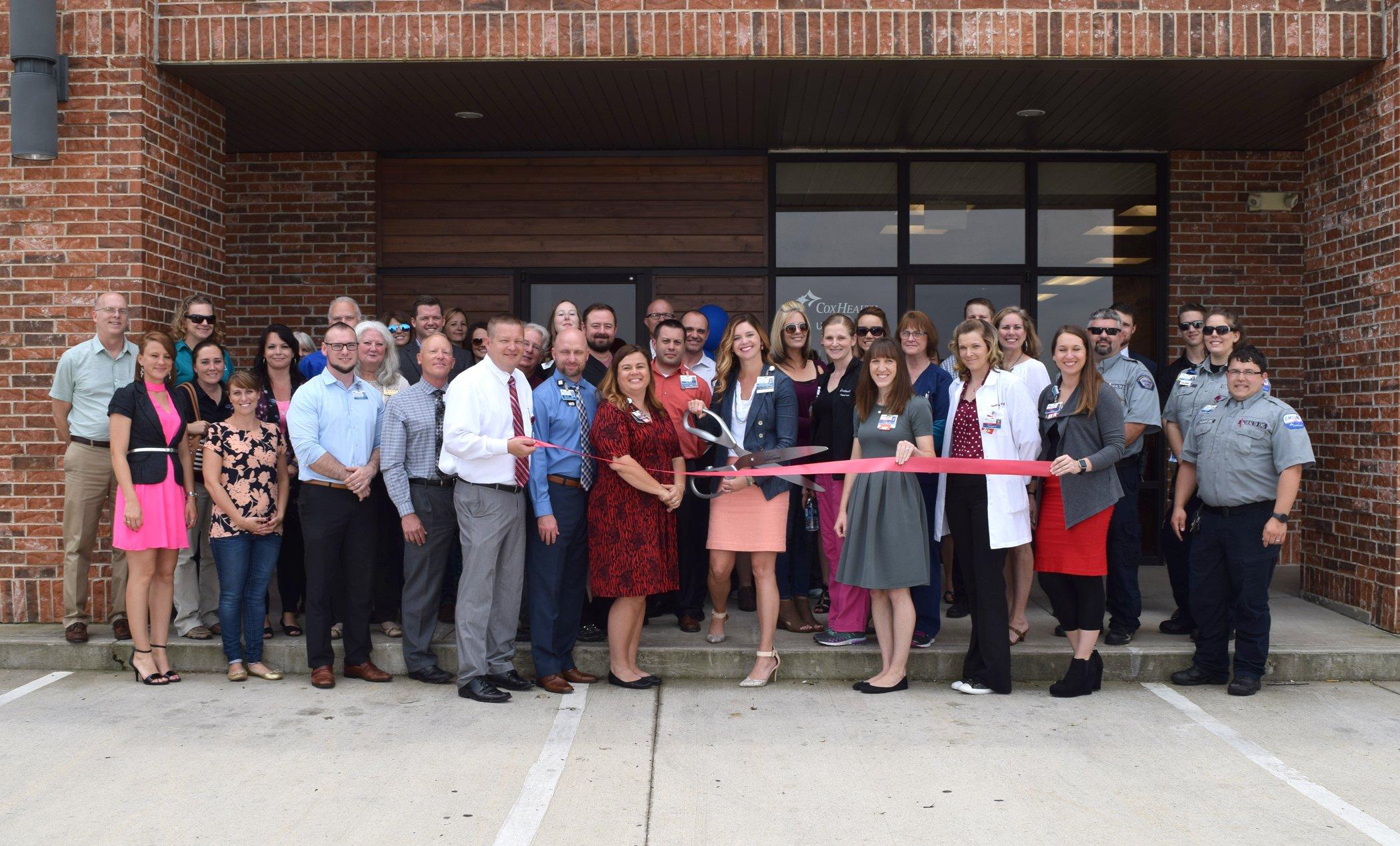 Coxhealth Unveils Urgent Care In Ozark Coxhealth