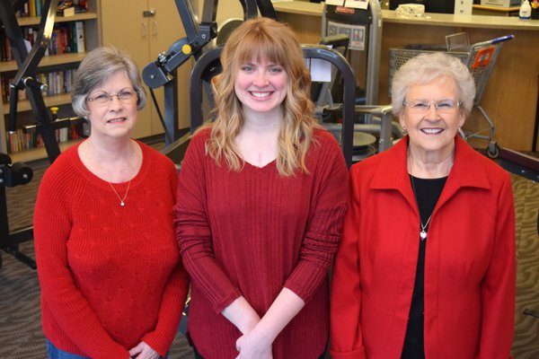 Red Dress Champions will soon speak at Food for a Woman's Heart