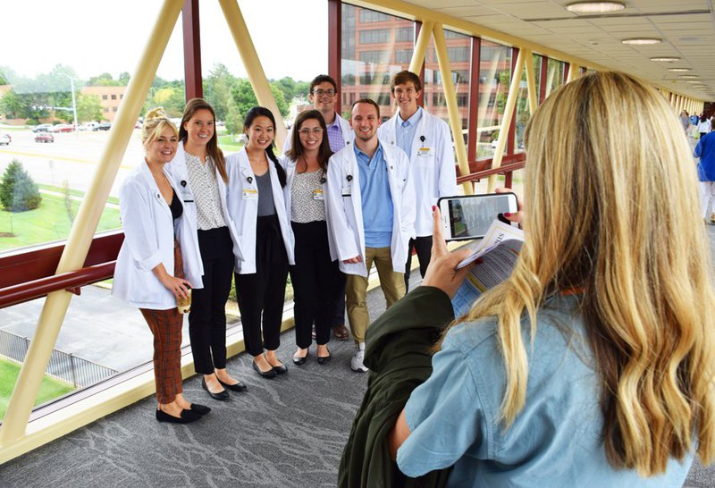 MU med students tour5