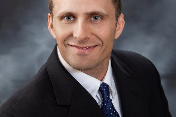 Headshot of Dr. Patrick Finkbone