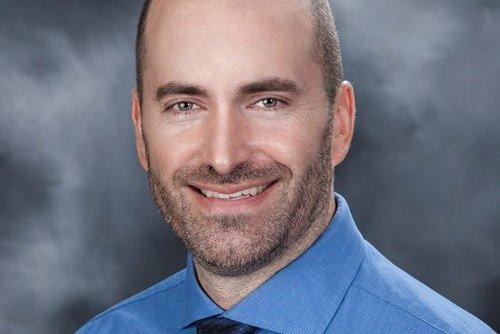 Head shot of David Lemons, DO