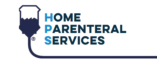 The logo for Home Parenteral Services.