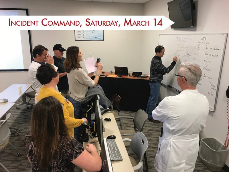 Incident Command March 14