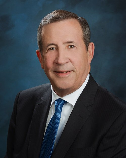 Jim Hutcheson is a member of the CoxHealth board of directors.