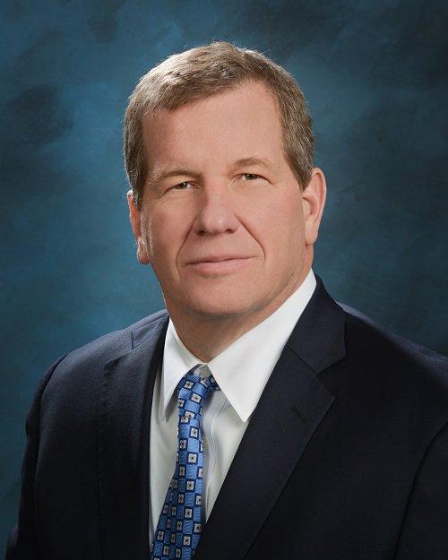 Joe Turner is a member of the CoxHealth board of directors