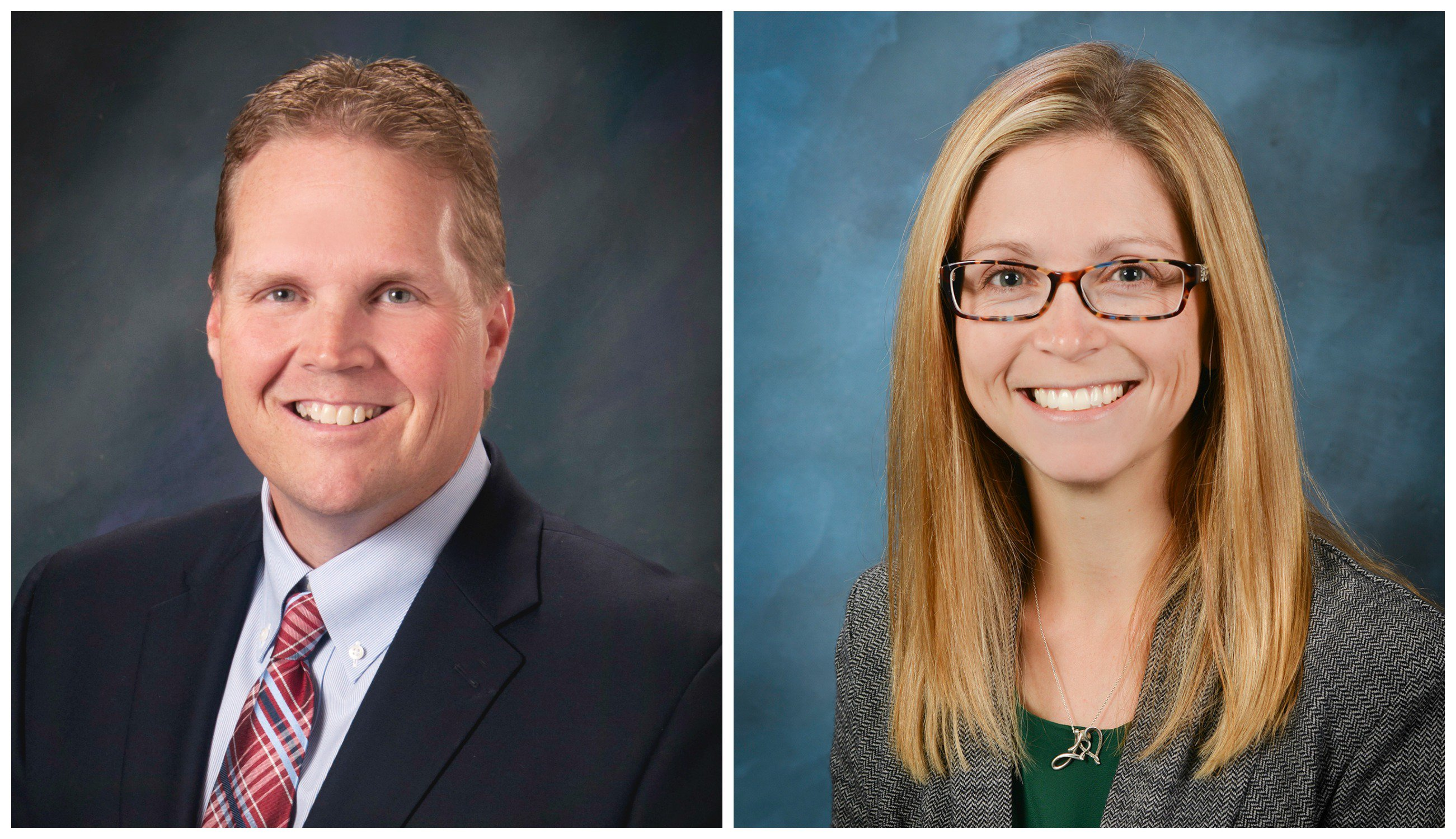 Head shots show Dr. Jones and Dr. Niemoth.