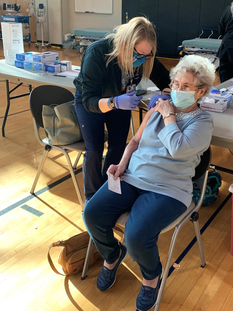 Kristyn Scott grandmother vaccine