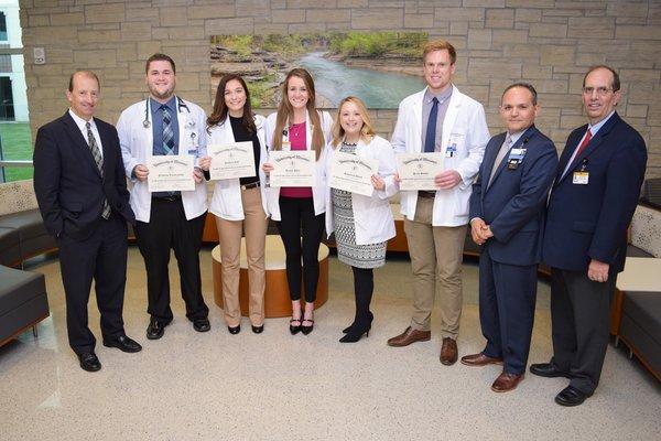 MU scholarship winners