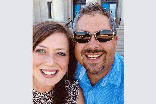 Jay and Melissa Martinez