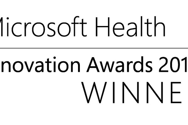 Microsoft Health Innovation Awards 2017 Winners Badge