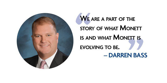 Quote from Darren Bass