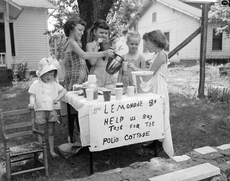 PolioLemonade