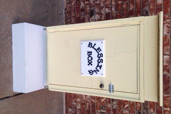 Monett Blessing Box