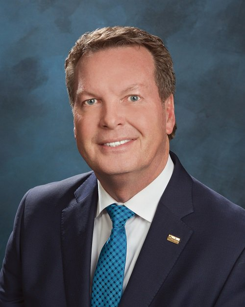 Robert Fulp is a member of the CoxHealth board of directors.