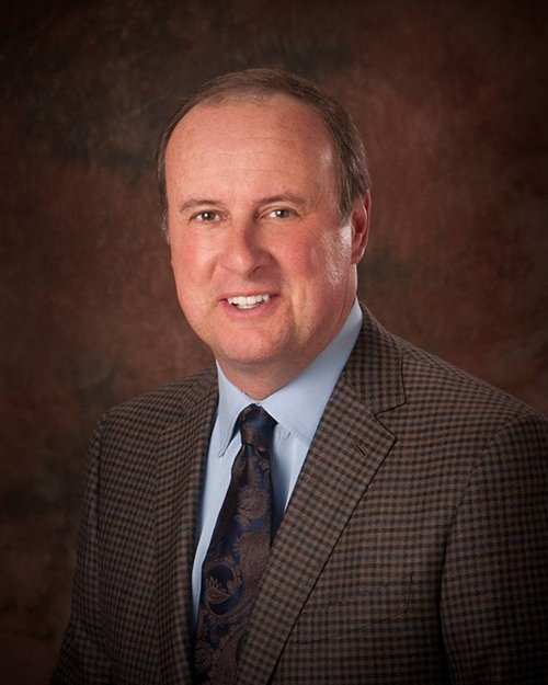 Robert Mahaffey is a member of the CoxHealth board of directors.