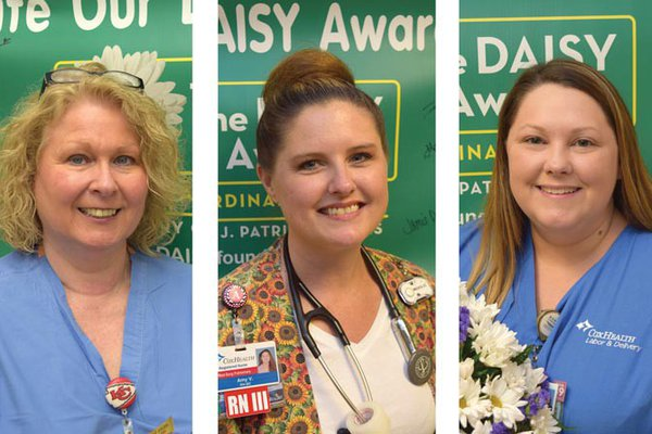 Daisy award winners
