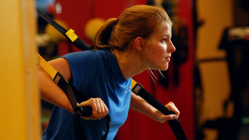 Learn more about the TRX, available at CoxHealth's Sports Medicine Center.