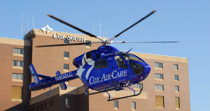 CoxHealth purchases second helicopter | CoxHealth